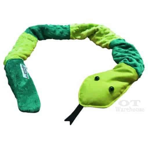 Sensory Weighted SnakeSnake Buddy Green C cm3