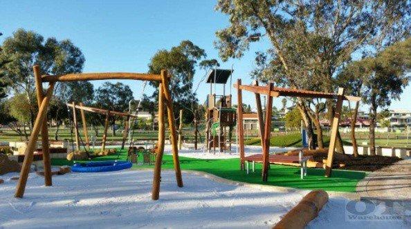 round web swing australia