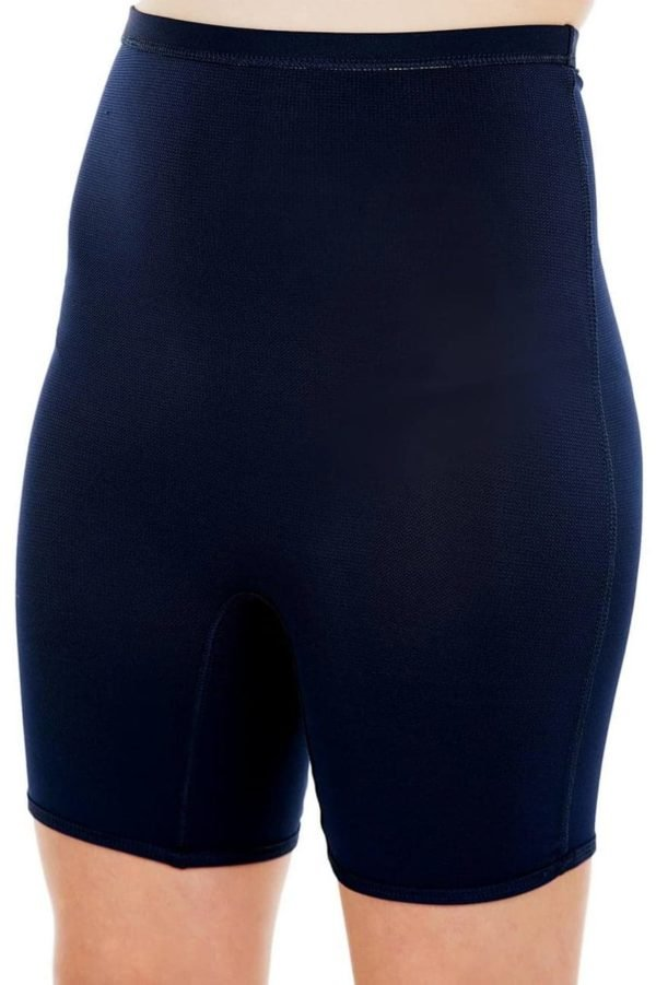 Women_Navy_shorts_sensory-clothing