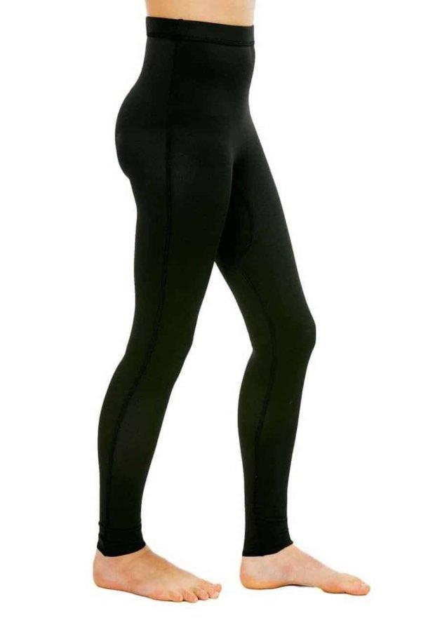 cdn otwarehouse com au Girls Black Leggings sensory clothing cc