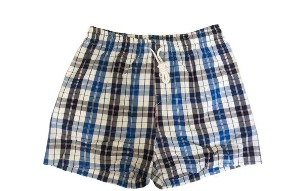 Tartan woxer boxer shorts