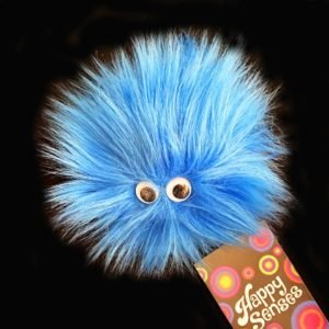 Cool blue fidget toy fidget sensory