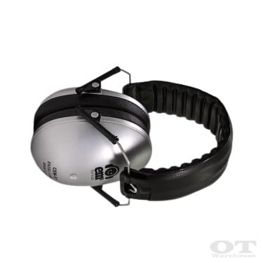 Kids ear protection earmuffs protections - Silver