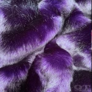 Weighted double blanket for everyone - Midnight Purple Luxe - Adult
