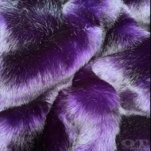 Weighted lap blanket for everyone - Midnight Purple Luxe - Adult
