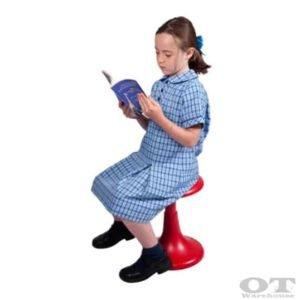 Wiggle stool
