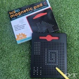magnetic-pad
