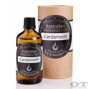 Cardamom Essential Oil 100ml