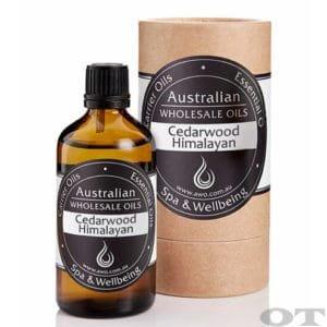 Cedarwood Essential Oil (Himalayan) 100ml
