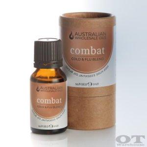 Combat Essential Oil Blend