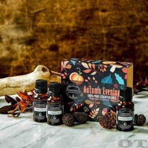 Autumn Essential Oil Pack - Autumn Evening