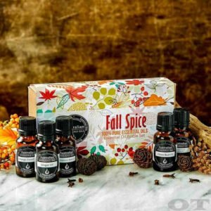 Autumn Essential Oil Pack - Fall Spice