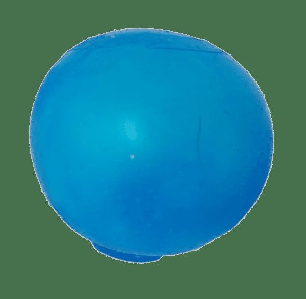 blue sensory ball squishy