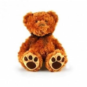 weighted toy bear
