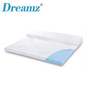 memory foam gel mattress topper