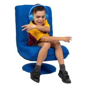 swivel floor chair